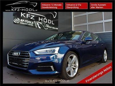 gebraucht Audi A5 Sportback design 2,0 TDI S-tronic design