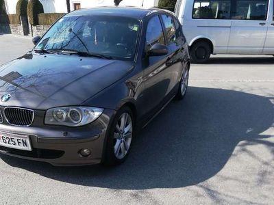 gebraucht BMW 120 1er-Reihe Diesel (E87) Österreich-Paket