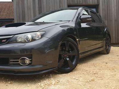 gebraucht Subaru WRX STI