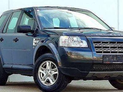 gebraucht Land Rover Freelander 2,2 Td4_e E |1.BESITZ| SUV / Geländewagen