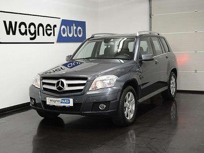 gebraucht Mercedes GLK220 CDI 4MATIC BlueEfficiency Aut.Navi/Xenon/AHK/el.H