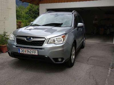 gebraucht Subaru Forester Forester2,0i-L Comfort AWD SUV / Geländewagen