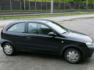 used Opel Corsa 1.0 Z10 XE Klein-/ Kompaktwagen,