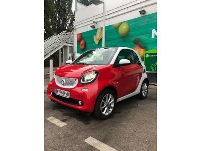 gebraucht Smart ForTwo Coupé Passion twinamic