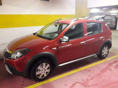 gebraucht Dacia Sandero Stepway SUV / Geländewagen,