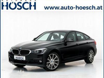 gebraucht BMW 320 Gran Turismo 3er-Reihe d Aut. LP:48.821.-€ Limousine