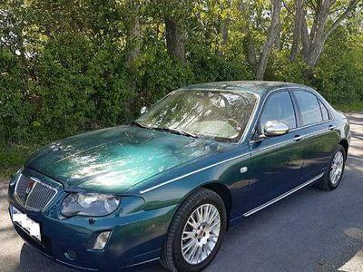 gebraucht Rover 75 2.5 V6 LWB Celeste Limousine