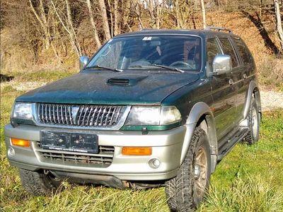 gebraucht Mitsubishi Pajero Sport SUV / Geländewagen,
