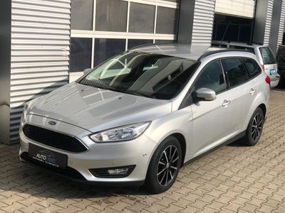 used Ford Focus Traveller 1,5 TDCi ECOnetic Business **NAVI**