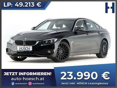 gebraucht BMW 420 Gran Coupé d Advantage Aut.