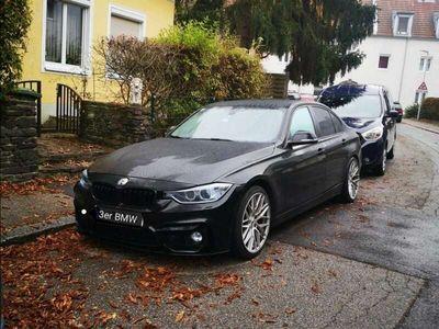 gebraucht BMW 320 3er-Reihe Diesel (F30) EfficientDynamics Edition