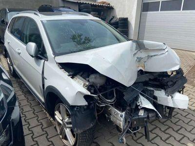 gebraucht VW Golf Alltrack Variant BMT 2,0 TDI 4Motion Navi Leder Xenon