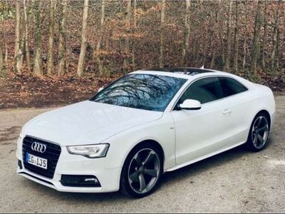 gebraucht Audi A5 A5Coupé 3.0 TDI * 3x S-Line* Panoramadach*