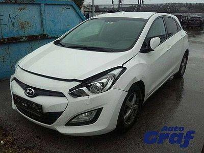gebraucht Hyundai i30 1,4 CRDi UpGrade Limousine,