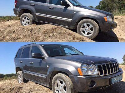 gebraucht Jeep Grand Cherokee WH 3.0 CRD SUV / Geländewagen