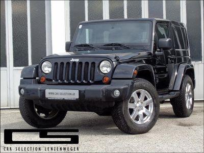 gebraucht Jeep Wrangler 2,8 CRD 75th Anniversary Edition*Leder*