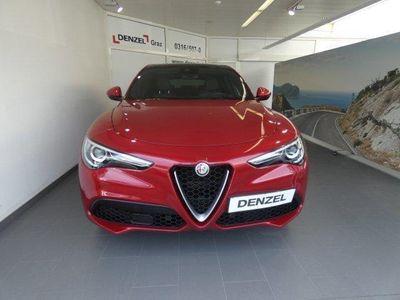 gebraucht Alfa Romeo Stelvio Super 2,0 280 PS ATX AWD