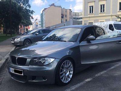 gebraucht BMW 120 1er-Reihe d/ 3-türig E81 Klein-/ Kompaktwagen
