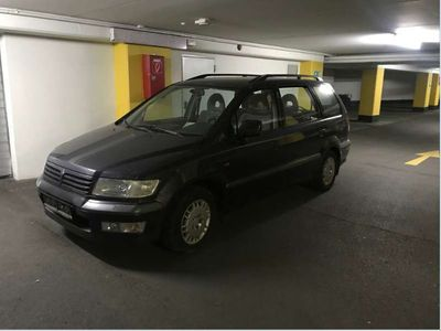 gebraucht Mitsubishi Space Wagon Kombi / Family Van