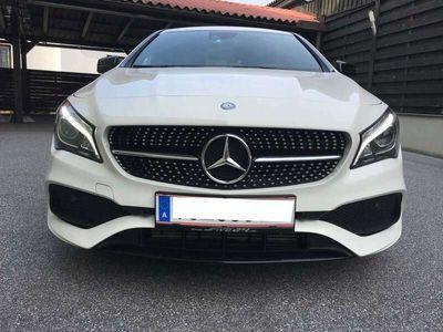 gebraucht Mercedes CLA220 Shooting Brake d 4MATIC Aut. AMG