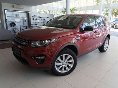 gebraucht Land Rover Discovery Sport 2,0 TD4 150 4WD Pure LP: 59.200.--