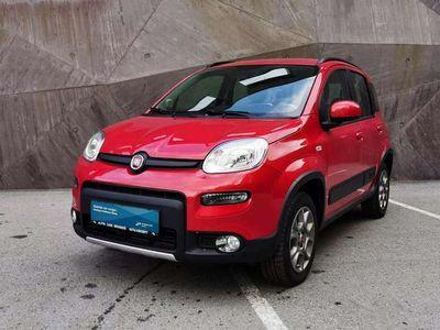 gebraucht Fiat Panda 4x4 ROCK SEHR GEPFLEGT SERVICE NEU PICKERL NEU ALU