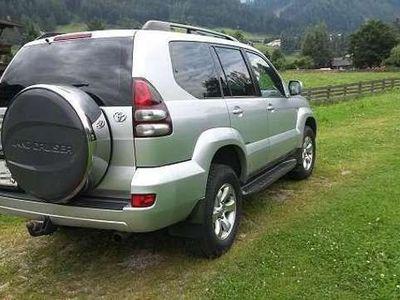 gebraucht Toyota Land Cruiser VX 3,0 D-4D