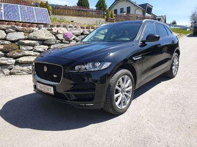 gebraucht Jaguar F-Pace 20d AWD Pure Aut. SUV / Geländewagen