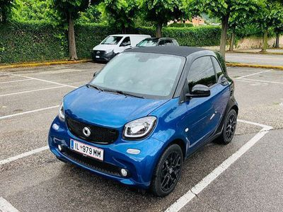 gebraucht Smart ForTwo Coupé Passion twinamic Klein-/ Kompaktwagen