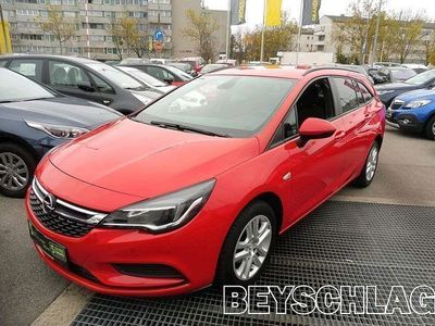 gebraucht Opel Astra ST 1,4 Turbo Ecotec Direct Injection Edition St./