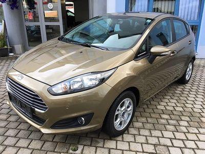 gebraucht Ford Fiesta Trend ECOnetic 1,6 TDCi Start/Stop