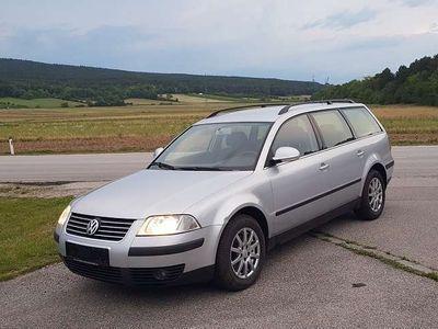 gebraucht VW Passat Variant 1,9 Edition TDI PD 125000KM-- Pickerl NEU Kombi / Family Van