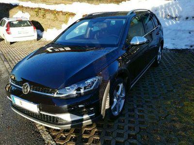 gebraucht VW Golf Alltrack Variant BMT 2,0 TDI DSG 4Motion