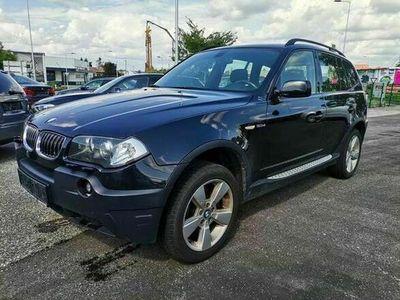 gebraucht BMW X3 3.0d (E83)