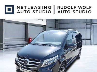 gebraucht Mercedes V250 d Edition 4MATIC lang AMG Line/Distronic/BC LED
