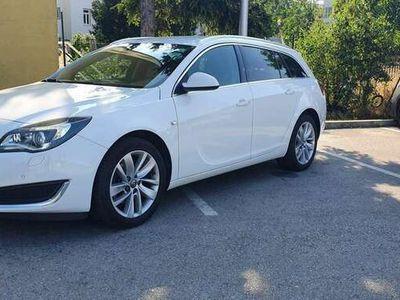 gebraucht Opel Insignia ST 2,0 4X4 ALLRAD / NEUE PICKERL VON ÖAMTC