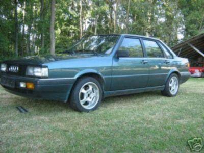 gebraucht Audi 90 Quattro- 85-5 Quattro Limousine