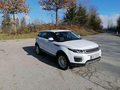 gebraucht Land Rover Range Rover evoque Pure 2,0 TD4 Aut. SUV / Geländewagen