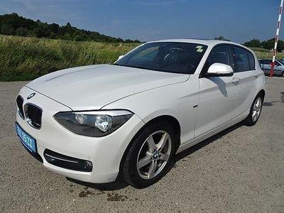 gebraucht BMW 116 1er-Reihe d mit Sportpaket Limousine,