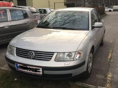 used VW Passat 1,9 TDI PD