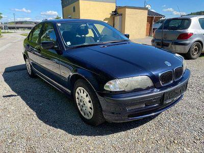 gebraucht BMW 316 3er-Reihe i Österreich-Paket Limousine