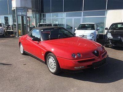 gebraucht Alfa Romeo Spider Gtv/spider2,0 Twin Spark 16V