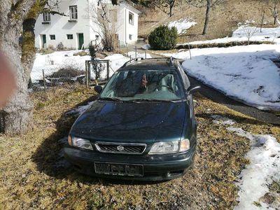 brugt Suzuki Baleno 1,3l Kombi / Family Van,