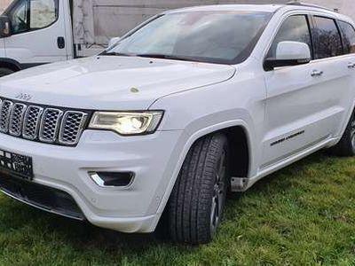 gebraucht Jeep Grand Cherokee Overland 3.0 CRD SUV / Geländewagen