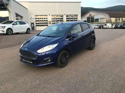 gebraucht Ford Fiesta Titanium 1,0 EcoBoost Start/Stop Titanium