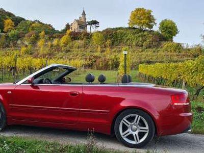 gebraucht Audi A4 Cabriolet 1,8 T Multitronic