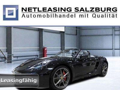 gebraucht Porsche 718 BoxsterS2.5 Klima/Xenon/Sportpaket/Tempomat