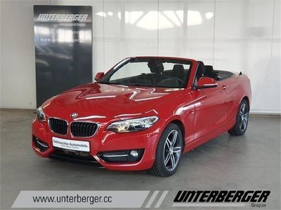 gebraucht BMW 218 i Luxury Line