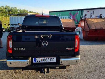 gebraucht Mercedes X250 X-Klasse MercedesPower line SUV / Geländewagen