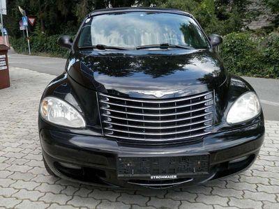 gebraucht Chrysler PT Cruiser 2,4 Limited Cabrio / Roadster